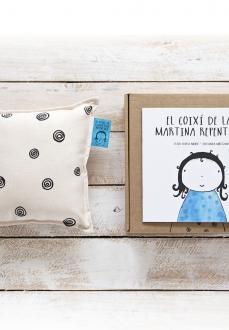 """Pack """"El coixí de la Martina Repentina"""""""