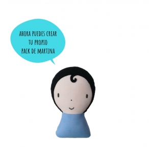 CREA TU PROPIO PACK DE MARTINA REPENTINA