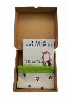 Pack con bolsa Martina Repentina